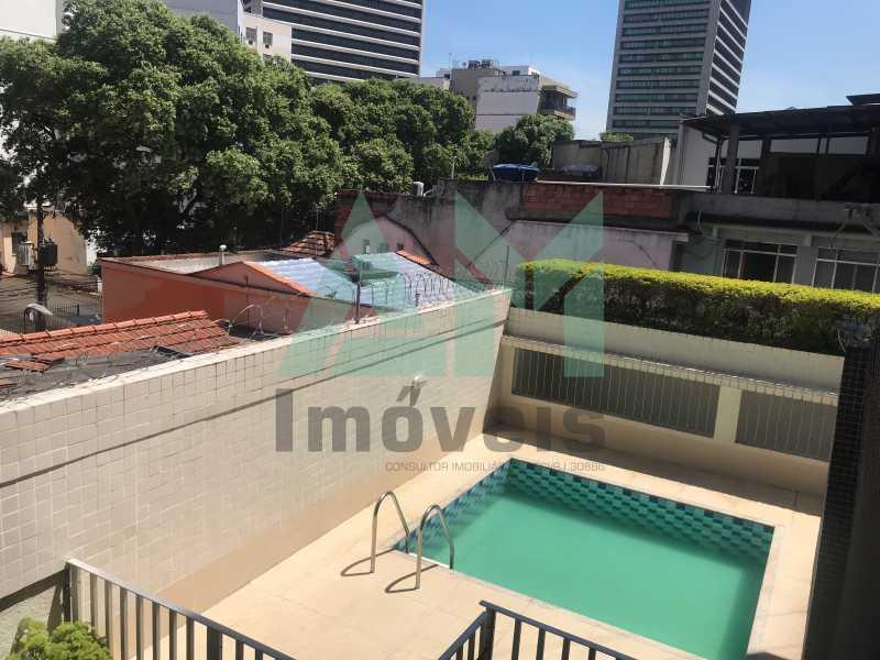 Piscina - Apartamento À Venda - Tijuca - Rio de Janeiro - RJ - 1123 - 19