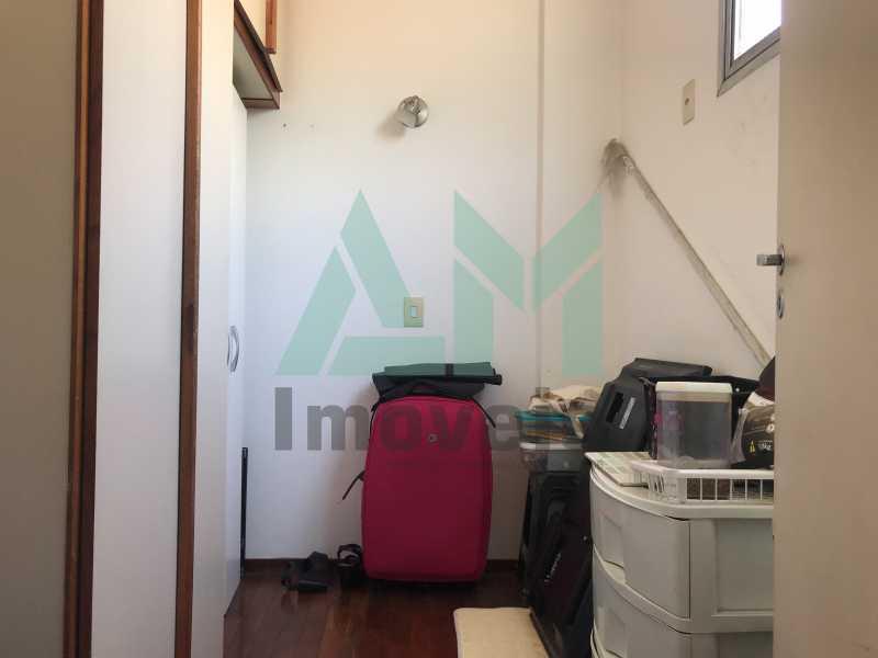 Dependência - Apartamento À Venda - Tijuca - Rio de Janeiro - RJ - 1123 - 17