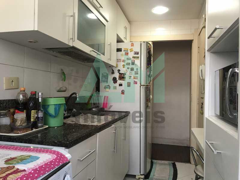 Cozinha - Apartamento À Venda - Tijuca - Rio de Janeiro - RJ - 1123 - 14
