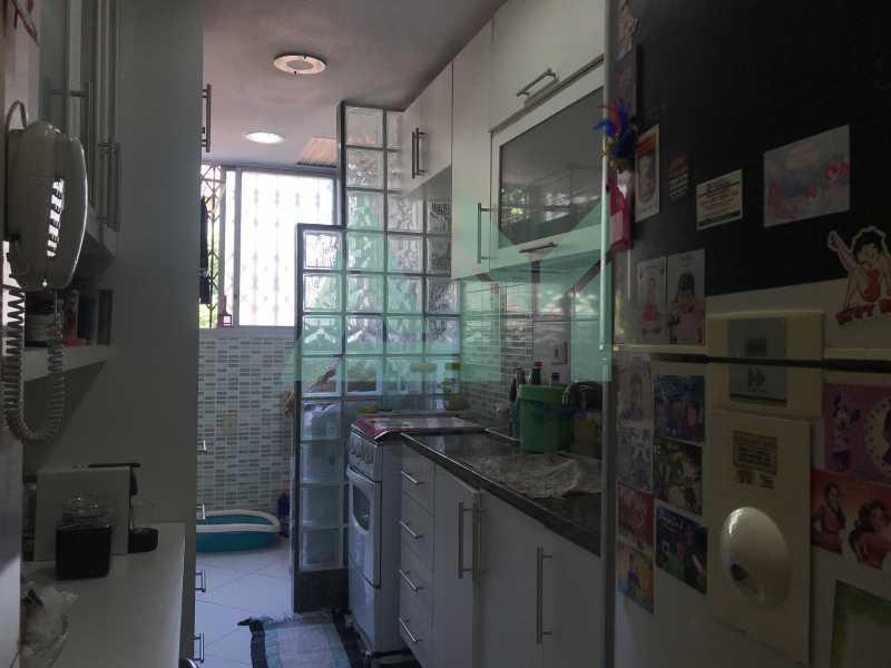 Cozinha - Apartamento À Venda - Tijuca - Rio de Janeiro - RJ - 1123 - 15