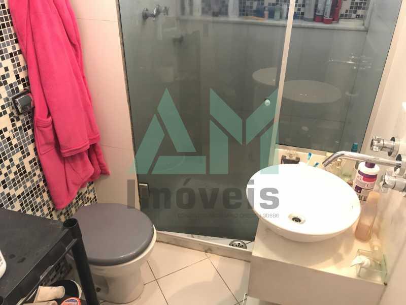 Banheiro Suíte - Apartamento À Venda - Tijuca - Rio de Janeiro - RJ - 1123 - 13