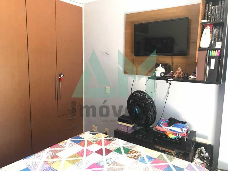 Quarto - Apartamento À Venda - Tijuca - Rio de Janeiro - RJ - 1123 - 11