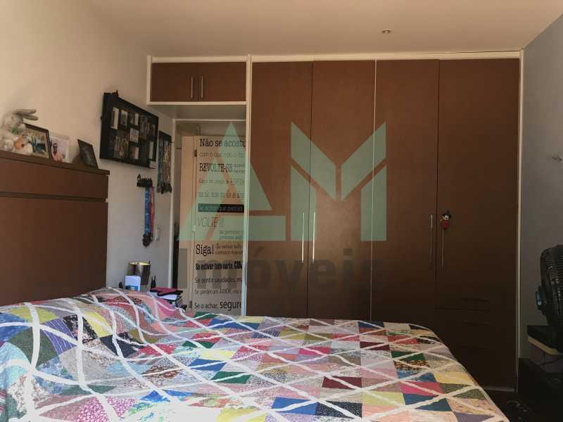 Quarto - Apartamento À Venda - Tijuca - Rio de Janeiro - RJ - 1123 - 9