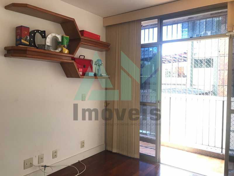 Quarto - Apartamento À Venda - Tijuca - Rio de Janeiro - RJ - 1123 - 8