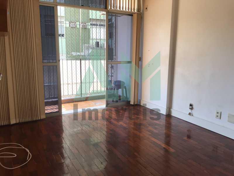 Quarto - Apartamento À Venda - Tijuca - Rio de Janeiro - RJ - 1123 - 7
