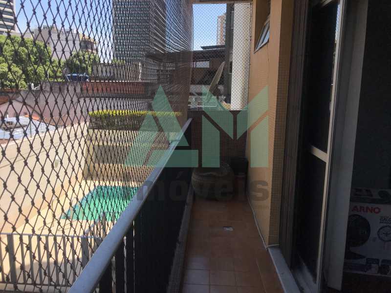 Varanda - Apartamento À Venda - Tijuca - Rio de Janeiro - RJ - 1123 - 18
