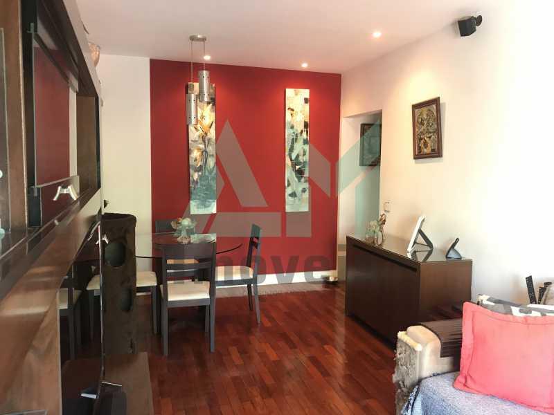 Sala - Apartamento À Venda - Tijuca - Rio de Janeiro - RJ - 1123 - 6