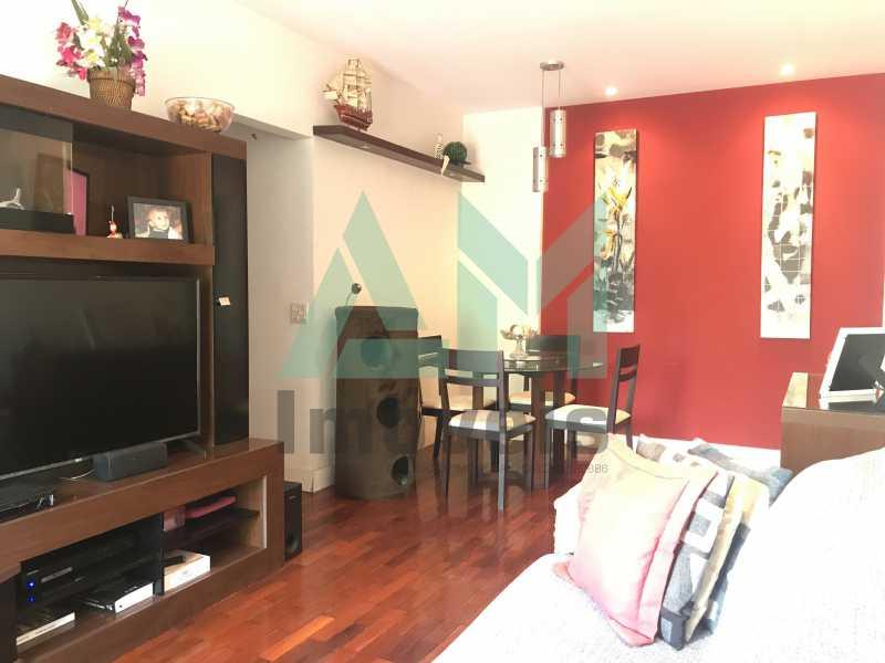 Sala - Apartamento À Venda - Tijuca - Rio de Janeiro - RJ - 1123 - 4