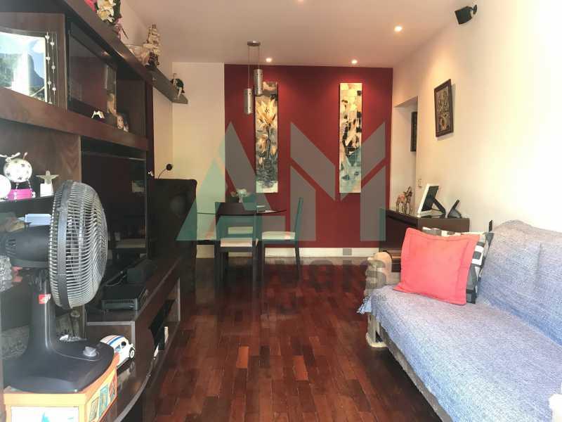 Sala - Apartamento À Venda - Tijuca - Rio de Janeiro - RJ - 1123 - 1