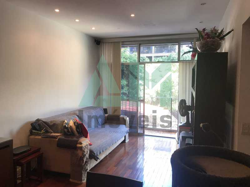 Sala - Apartamento À Venda - Tijuca - Rio de Janeiro - RJ - 1123 - 3