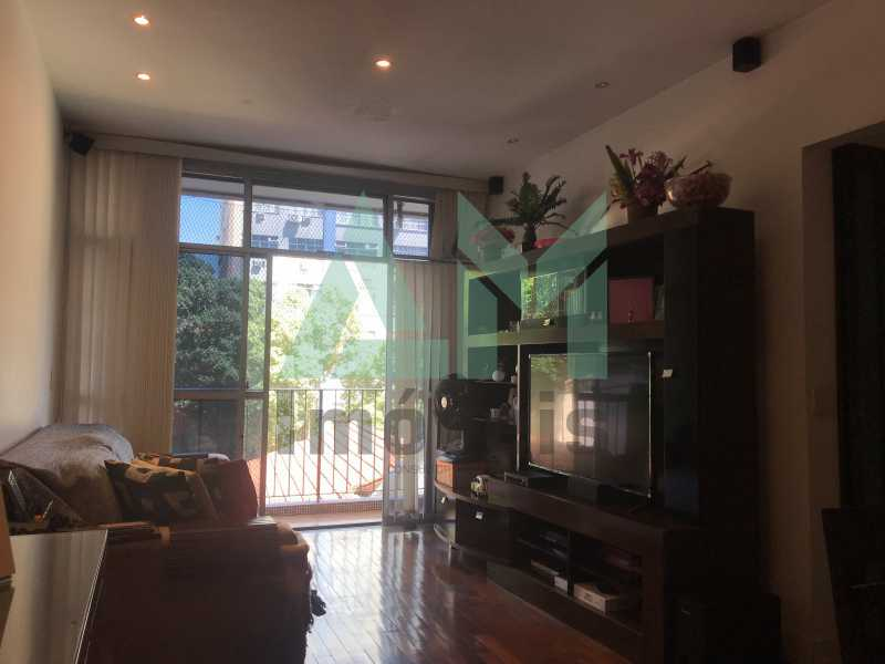 Sala - Apartamento À Venda - Tijuca - Rio de Janeiro - RJ - 1123 - 5