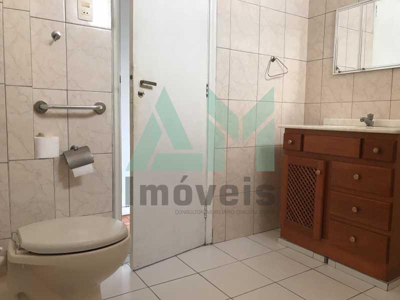 Banheiro Social - Apartamento À Venda - Tijuca - Rio de Janeiro - RJ - 1126 - 13