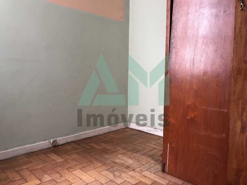 Dependência - Apartamento À Venda - Tijuca - Rio de Janeiro - RJ - 1126 - 18