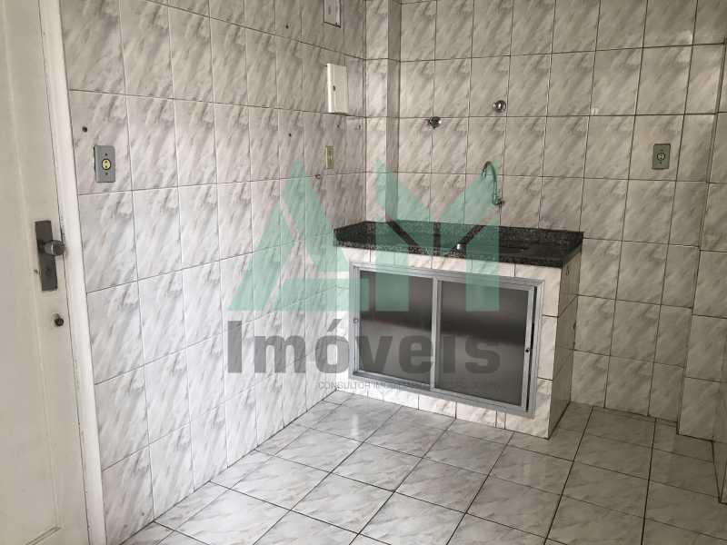Cozinha - Apartamento À Venda - Tijuca - Rio de Janeiro - RJ - 1126 - 15