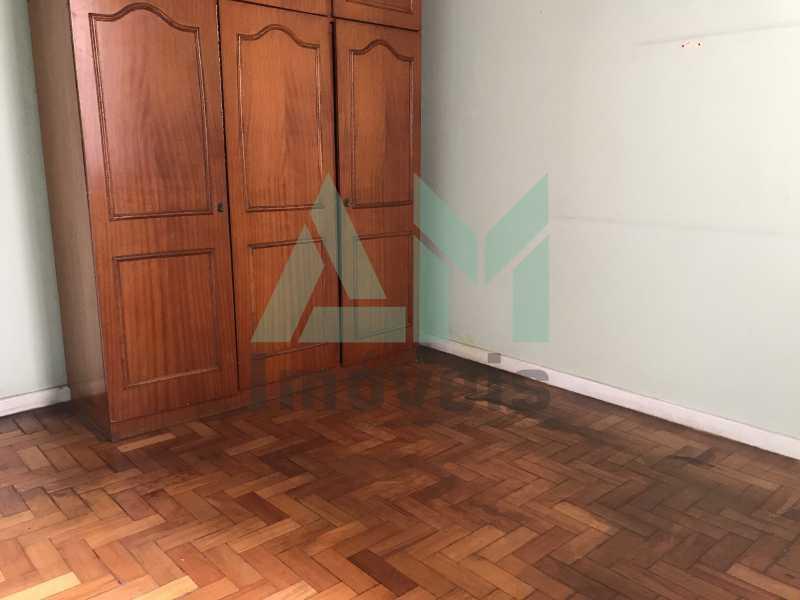 Quarto - Apartamento À Venda - Tijuca - Rio de Janeiro - RJ - 1126 - 11