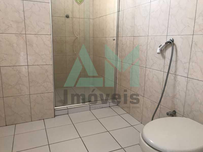 Banheiro Social - Apartamento À Venda - Tijuca - Rio de Janeiro - RJ - 1126 - 14