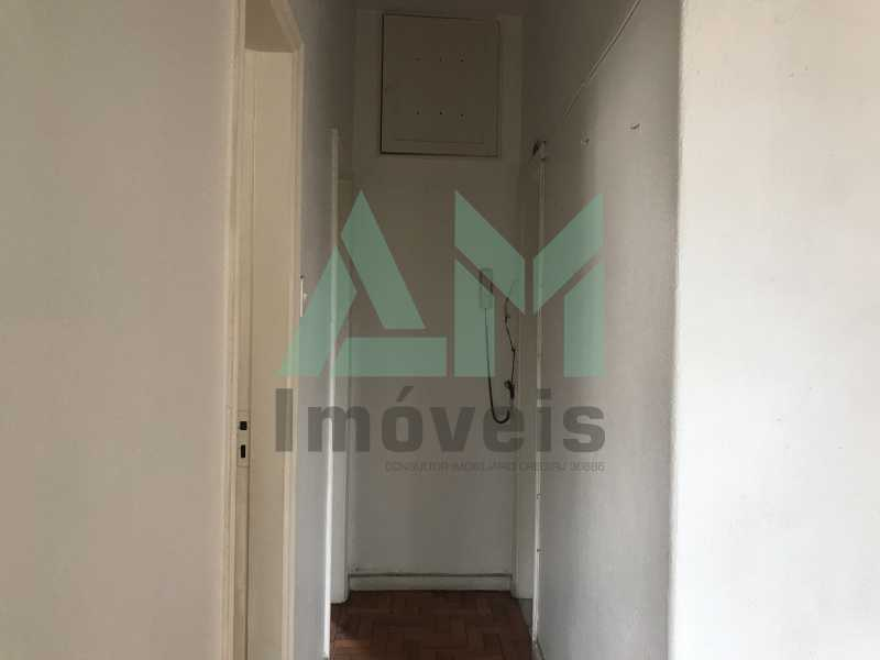 Circulação - Apartamento À Venda - Tijuca - Rio de Janeiro - RJ - 1126 - 8