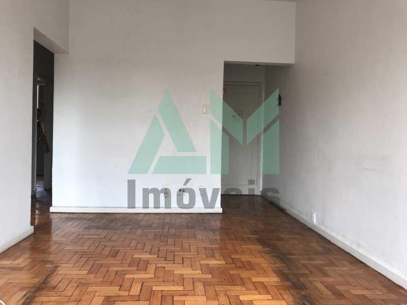 Sala - Apartamento À Venda - Tijuca - Rio de Janeiro - RJ - 1126 - 3