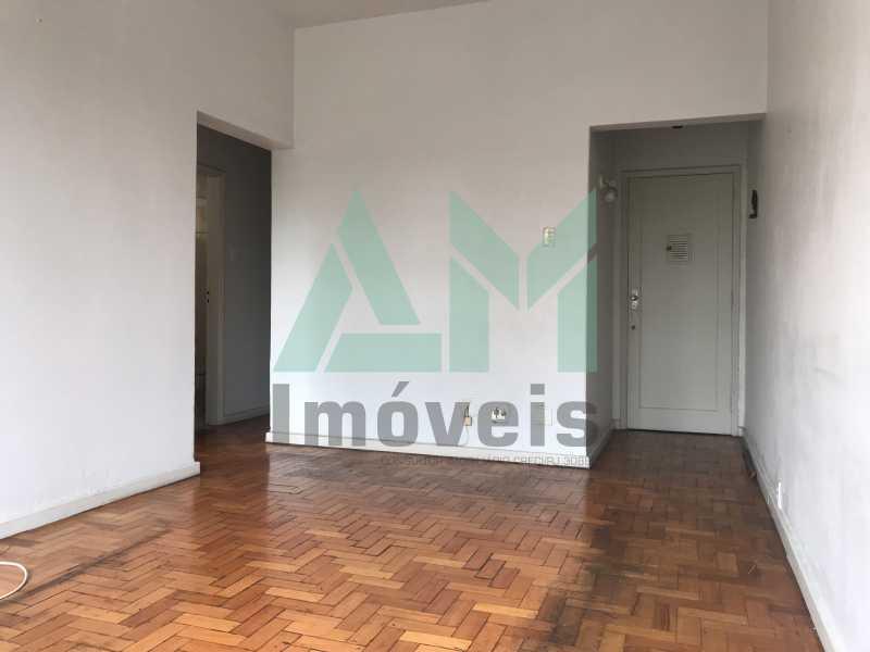 Sala - Apartamento À Venda - Tijuca - Rio de Janeiro - RJ - 1126 - 5