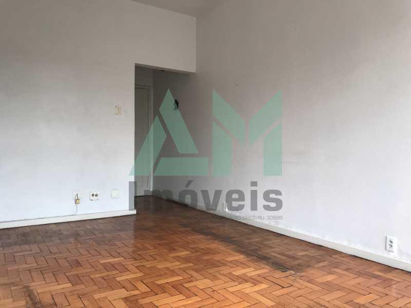Sala - Apartamento À Venda - Tijuca - Rio de Janeiro - RJ - 1126 - 7