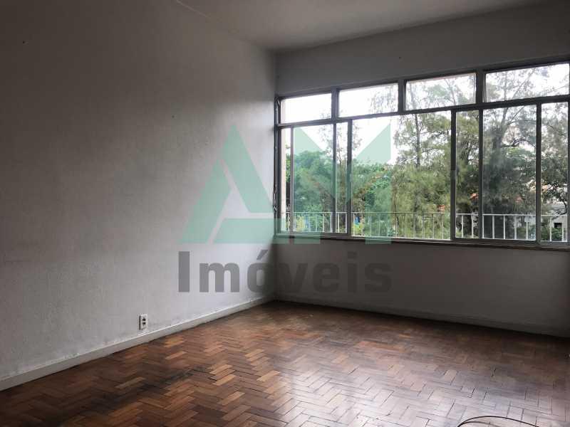 Sala - Apartamento À Venda - Tijuca - Rio de Janeiro - RJ - 1126 - 4