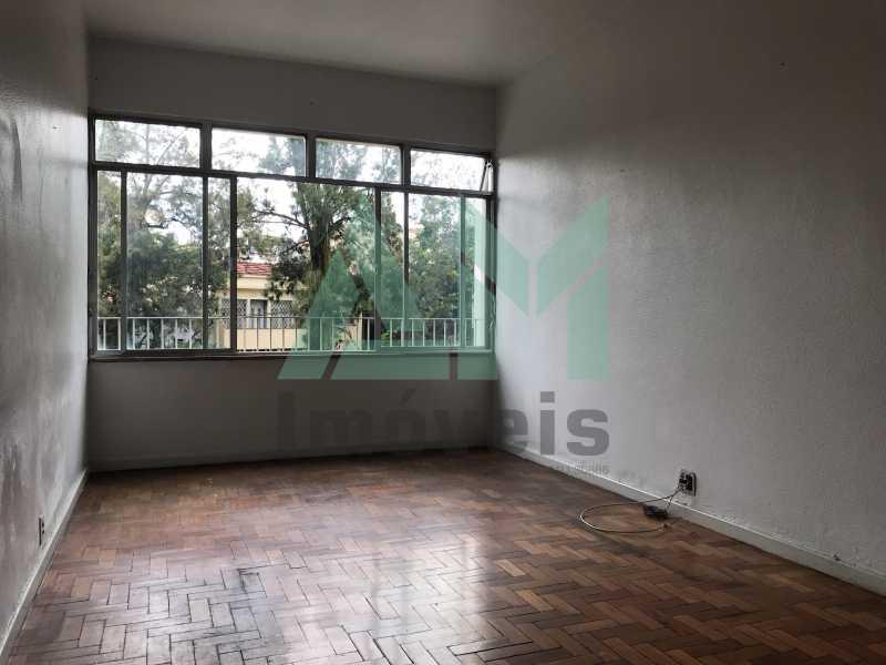 Sala - Apartamento À Venda - Tijuca - Rio de Janeiro - RJ - 1126 - 1