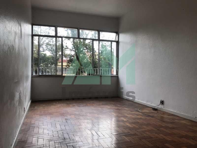 Sala - Apartamento À Venda - Tijuca - Rio de Janeiro - RJ - 1126 - 6