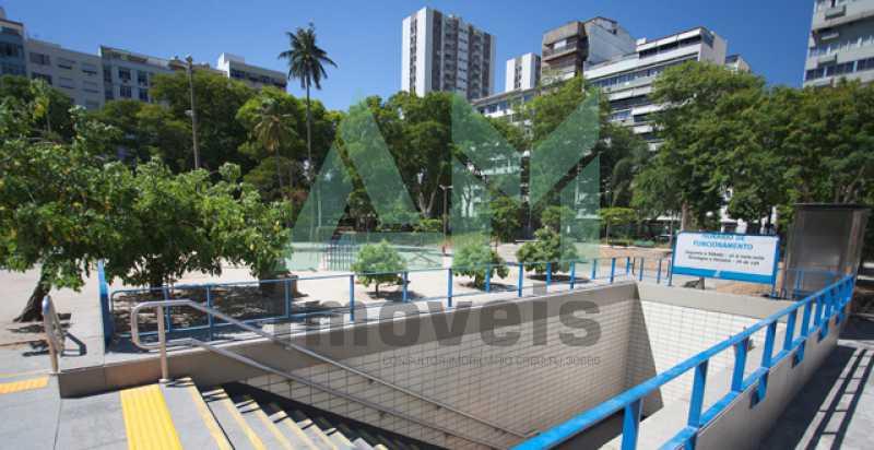 Metrô Afonso Pena - Apartamento À Venda - Tijuca - Rio de Janeiro - RJ - 1126 - 21