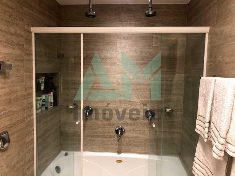 Banheiro Suite  - Apartamento À Venda - Tijuca - Rio de Janeiro - RJ - 1140 - 15