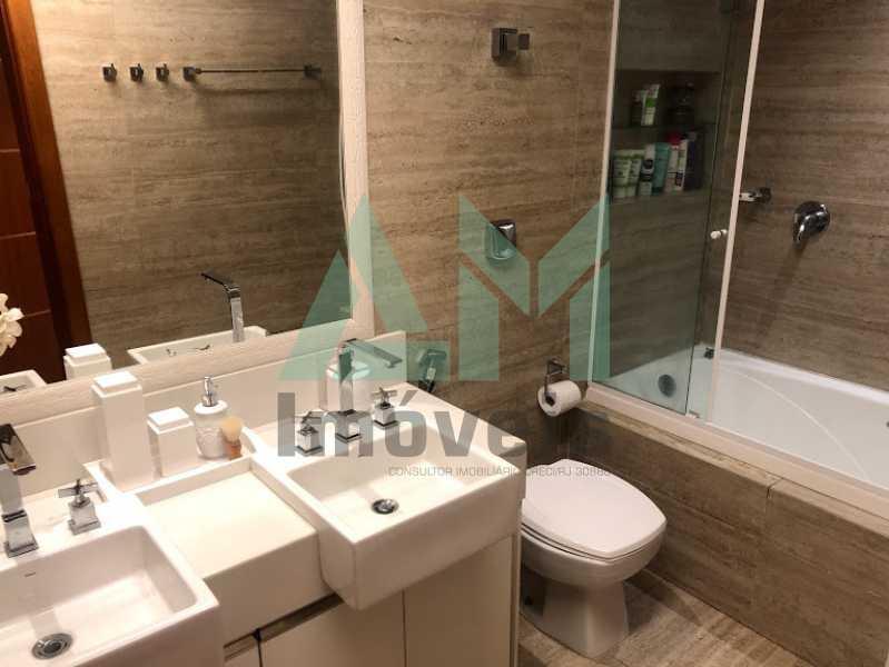 Banheiro Suite - Apartamento À Venda - Tijuca - Rio de Janeiro - RJ - 1140 - 14