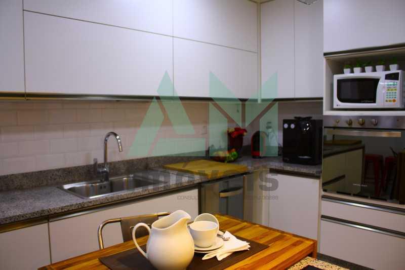 Cozinha - Apartamento À Venda - Tijuca - Rio de Janeiro - RJ - 1140 - 17