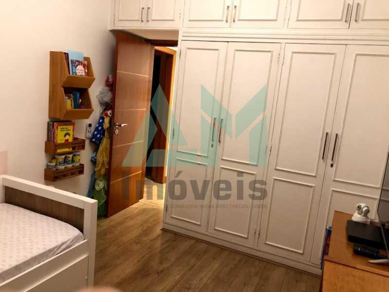 Quarto - Apartamento À Venda - Tijuca - Rio de Janeiro - RJ - 1140 - 6