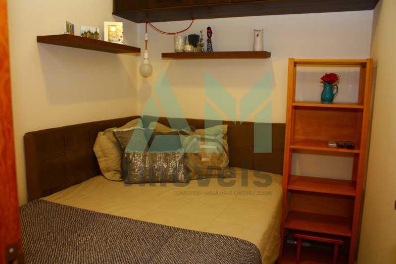 Quarto - Apartamento À Venda - Tijuca - Rio de Janeiro - RJ - 1140 - 11