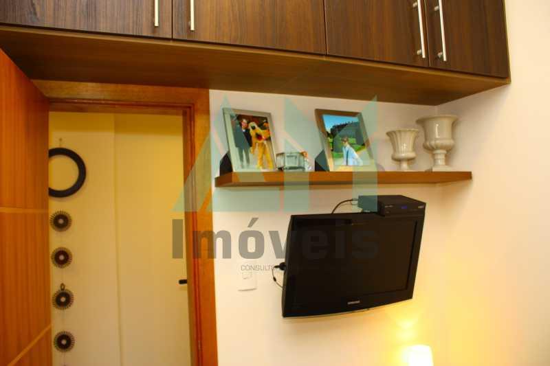 Quarto - Apartamento À Venda - Tijuca - Rio de Janeiro - RJ - 1140 - 12