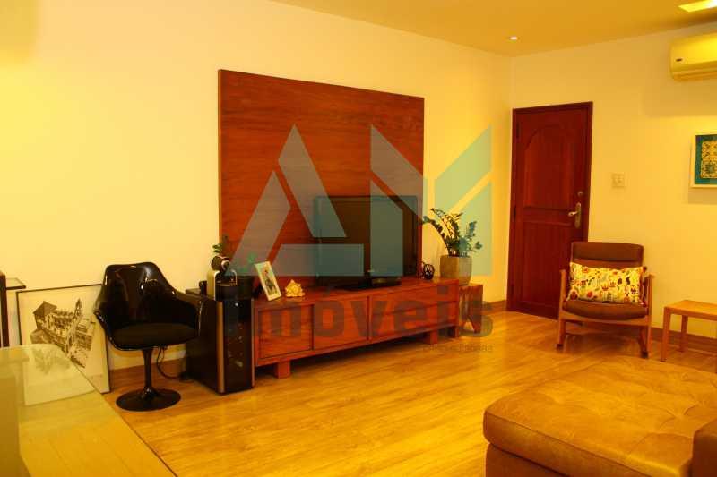 Sala - Apartamento À Venda - Tijuca - Rio de Janeiro - RJ - 1140 - 4
