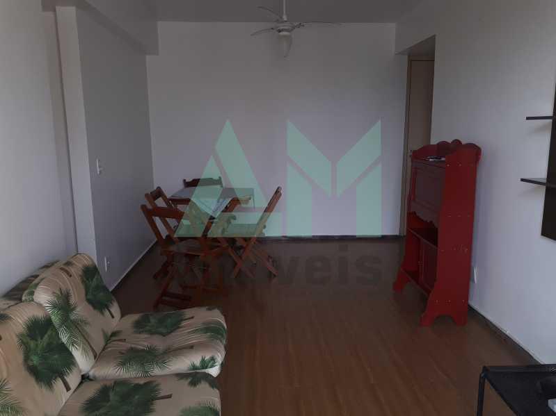 Sala - Apartamento Para Venda ou Aluguel - Riachuelo - Rio de Janeiro - RJ - 1144 - 1
