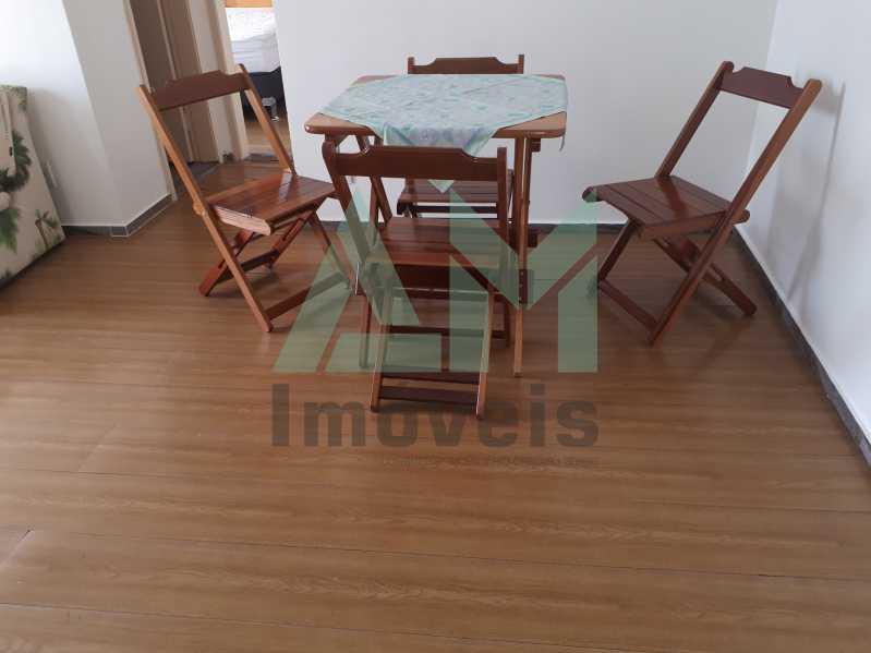 Sala - Apartamento Para Venda ou Aluguel - Riachuelo - Rio de Janeiro - RJ - 1144 - 7