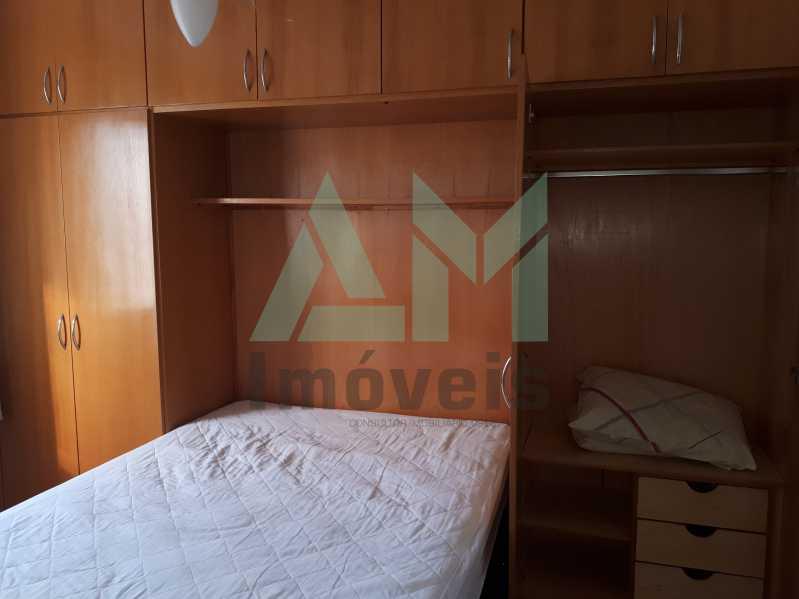 Quarto - Apartamento Para Venda ou Aluguel - Riachuelo - Rio de Janeiro - RJ - 1144 - 7