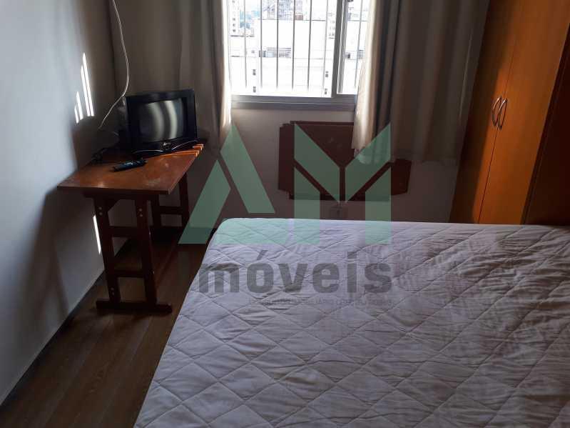 Quarto - Apartamento Para Venda ou Aluguel - Riachuelo - Rio de Janeiro - RJ - 1144 - 8