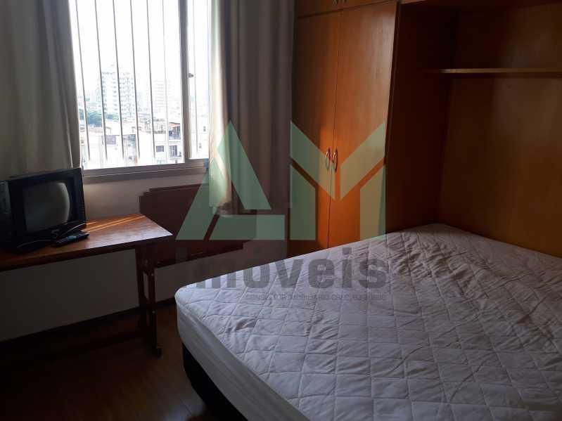 Quarto - Apartamento Para Venda ou Aluguel - Riachuelo - Rio de Janeiro - RJ - 1144 - 9