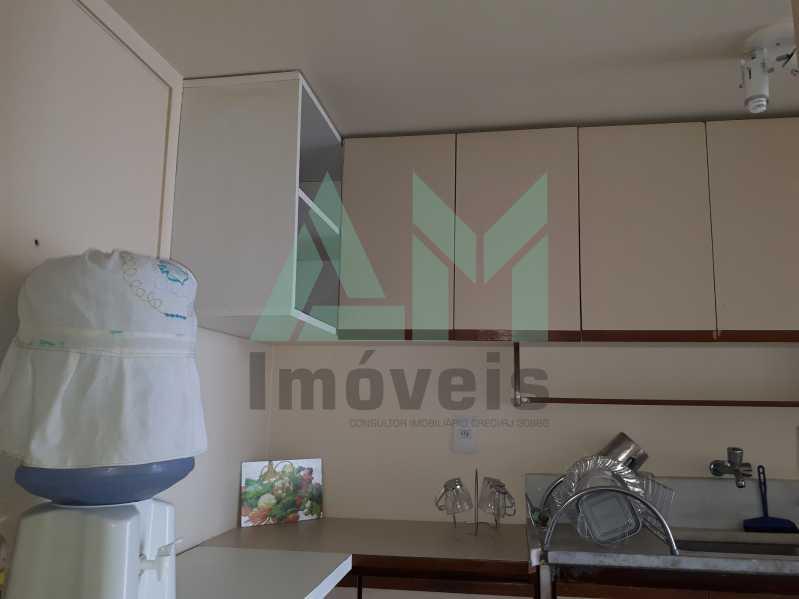 Cozinha - Apartamento Para Venda ou Aluguel - Riachuelo - Rio de Janeiro - RJ - 1144 - 12