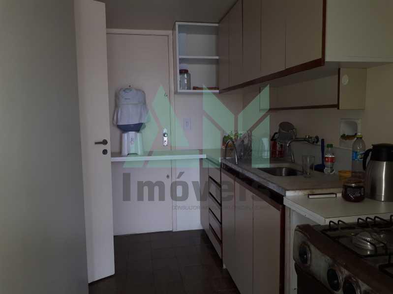 Cozinha - Apartamento Para Venda ou Aluguel - Riachuelo - Rio de Janeiro - RJ - 1144 - 16