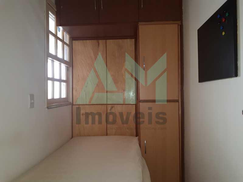 Dependência - Apartamento Para Venda ou Aluguel - Riachuelo - Rio de Janeiro - RJ - 1144 - 17