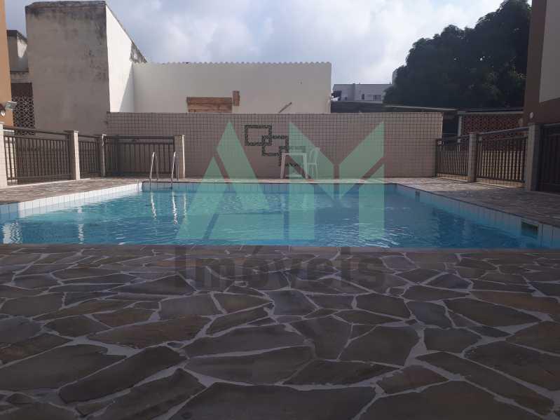 Piscina - Apartamento Para Venda ou Aluguel - Riachuelo - Rio de Janeiro - RJ - 1144 - 16