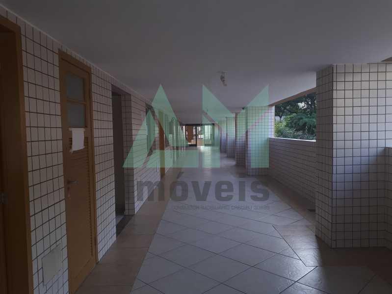 Play - Apartamento Para Venda ou Aluguel - Riachuelo - Rio de Janeiro - RJ - 1144 - 21