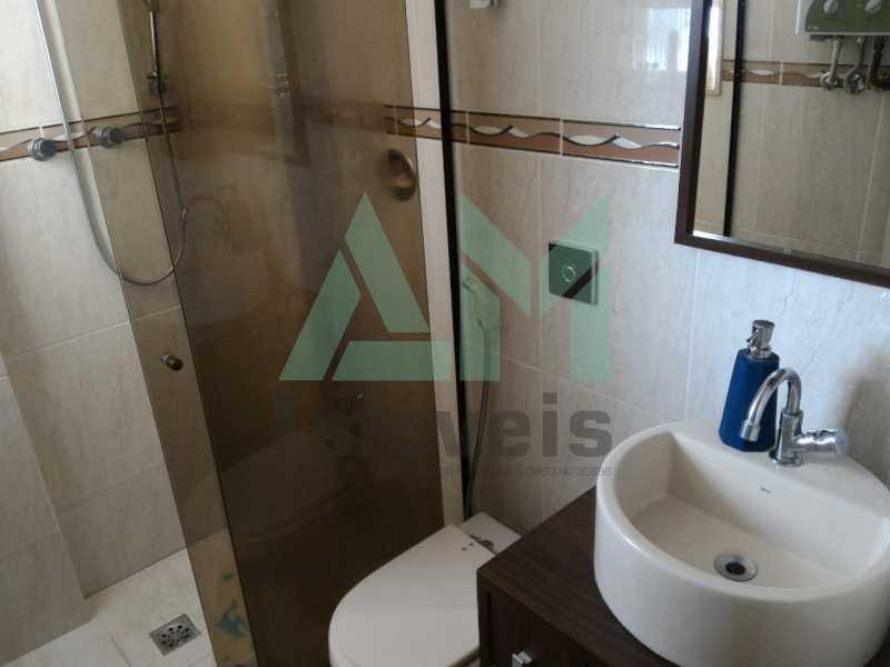 Banheiro social - Apartamento À Venda - Grajaú - Rio de Janeiro - RJ - 1146 - 10
