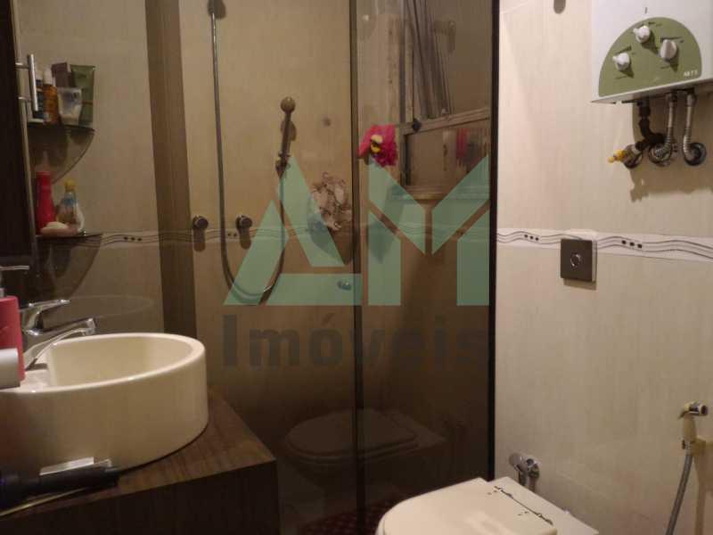 Banheiro Suíte - Apartamento À Venda - Grajaú - Rio de Janeiro - RJ - 1146 - 11