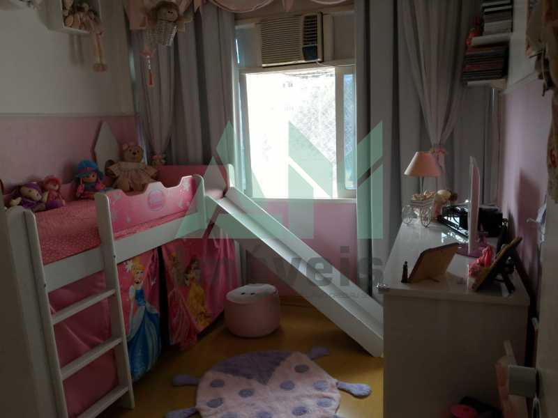 Quarto  - Apartamento À Venda - Grajaú - Rio de Janeiro - RJ - 1146 - 6