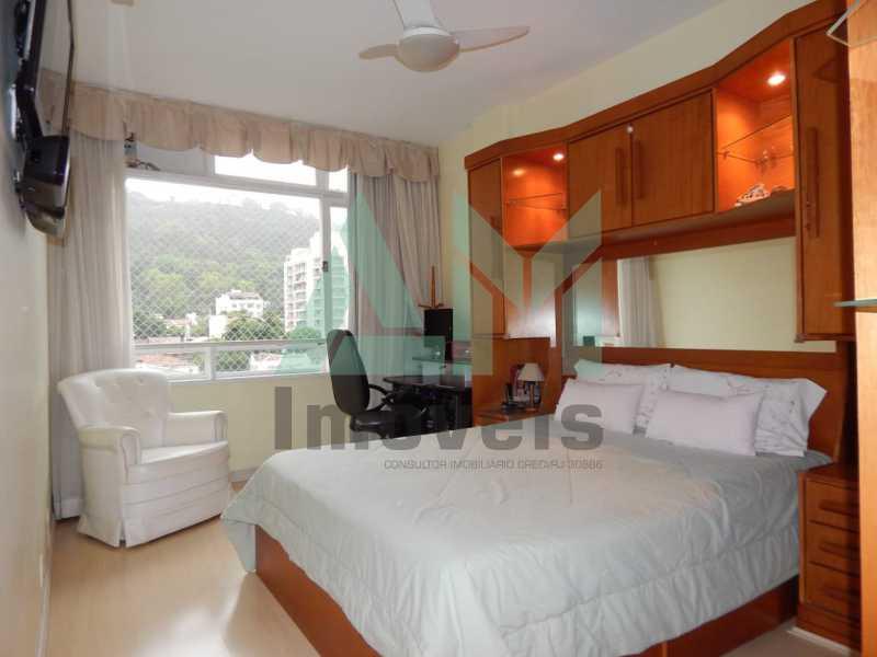 Quarto  - Apartamento À Venda - Grajaú - Rio de Janeiro - RJ - 1146 - 9