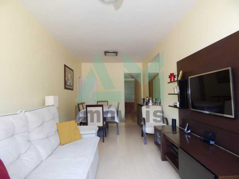 Sala  - Apartamento À Venda - Grajaú - Rio de Janeiro - RJ - 1146 - 3